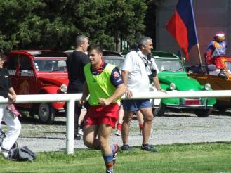 Vin4 heures tour au match de rugby La palme-Armissan