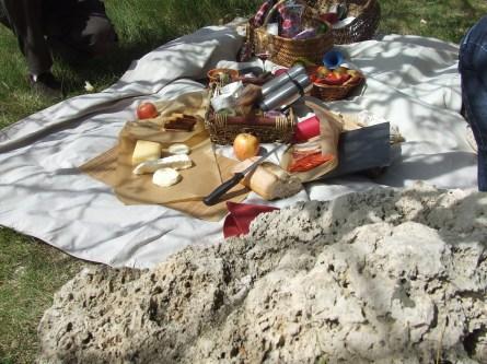 Casse-croûte gourmand proposé par Vin4 heures tour