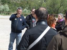 Francis des vignerons du Cap Leucate