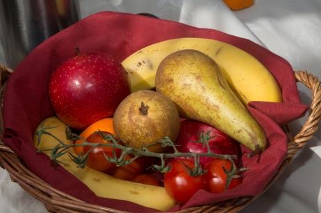 Pause gourmande & fruits du soleil et méditerranée avec Vin4 heures tour