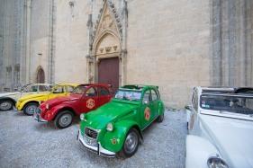 Vin4 heures tour au pied de la Cathédrale de Narbonne Photo SergeBriez Cap Médiations