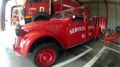 2CV Pompier