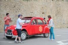 Vin4 heures tour au départ de Sallèles d'Aude avec Maud